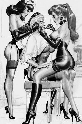 Forced Feminization Fantasies