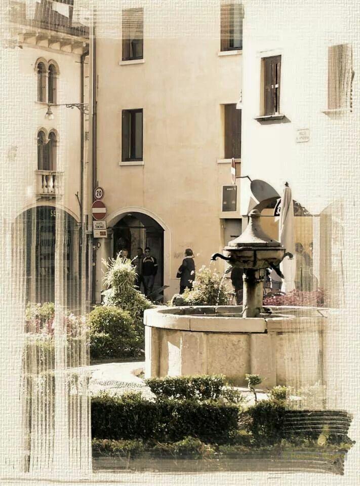 Belluno, piazza Santo Stefano