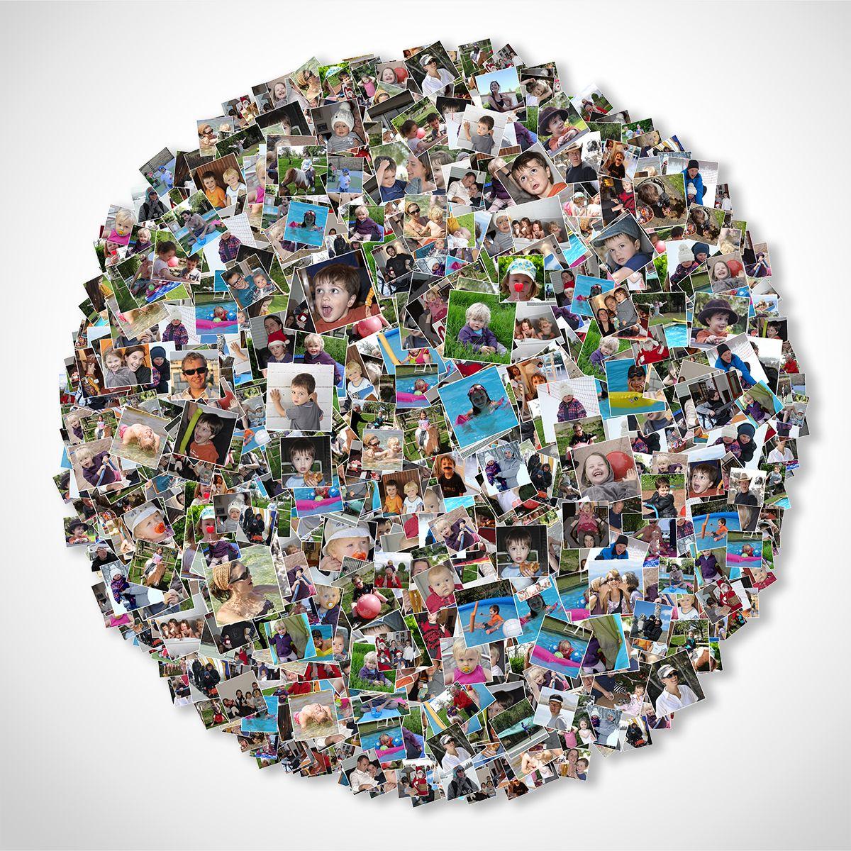 Une boule de #noel : une idée déco sympa pour rassembler toutes