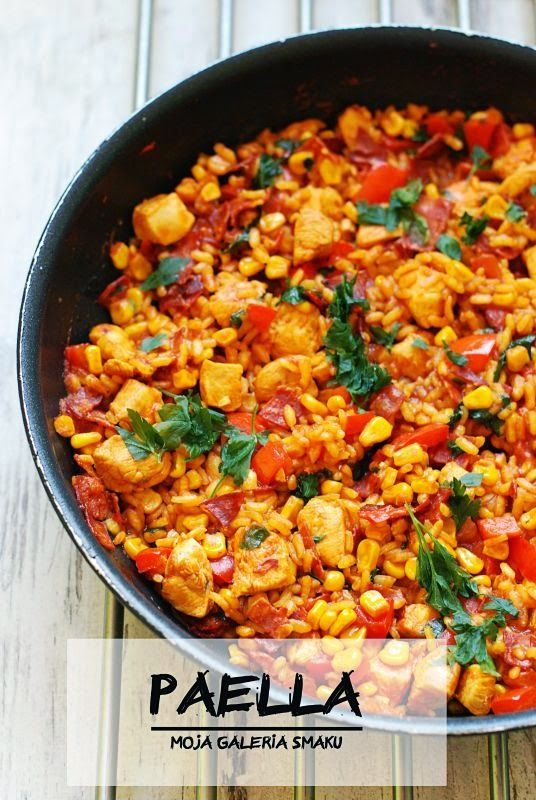 Paella Chicken Dinner Recipes Healthy Crockpot Recipes Culinary Recipes