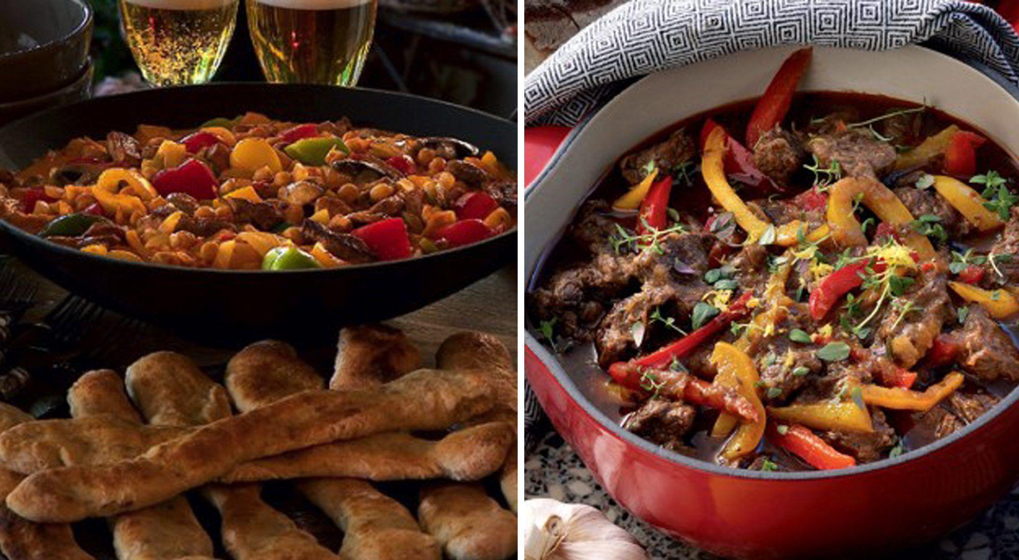 mat till många som går att förbereda