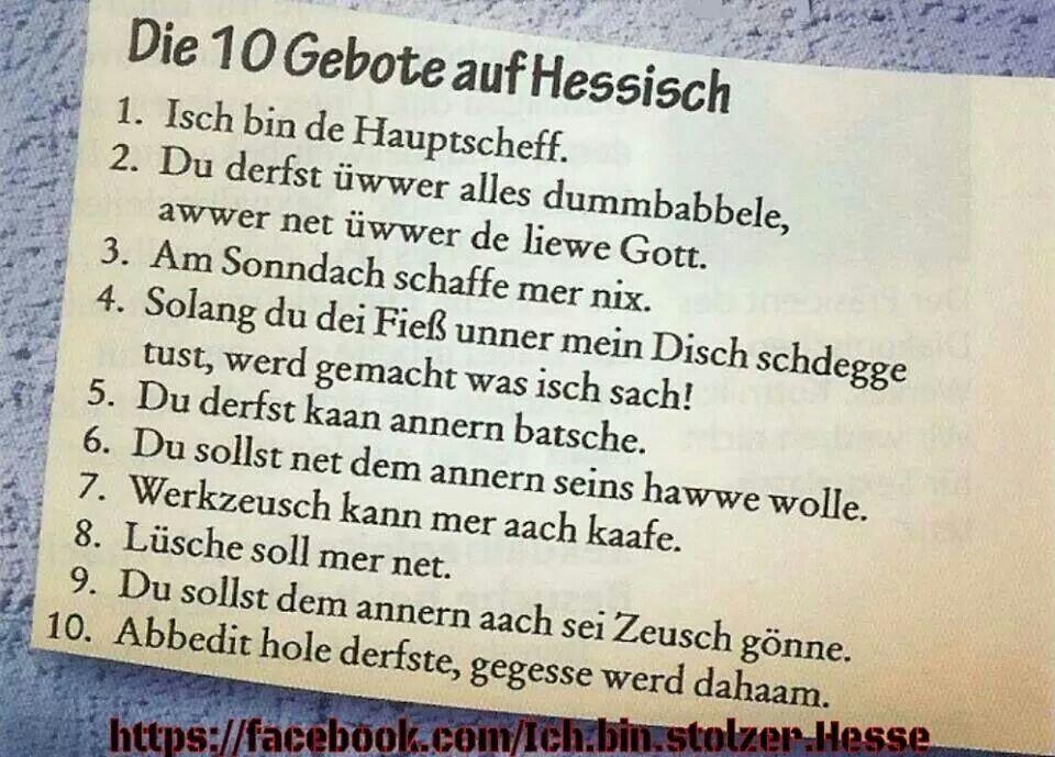 Hessen Witze