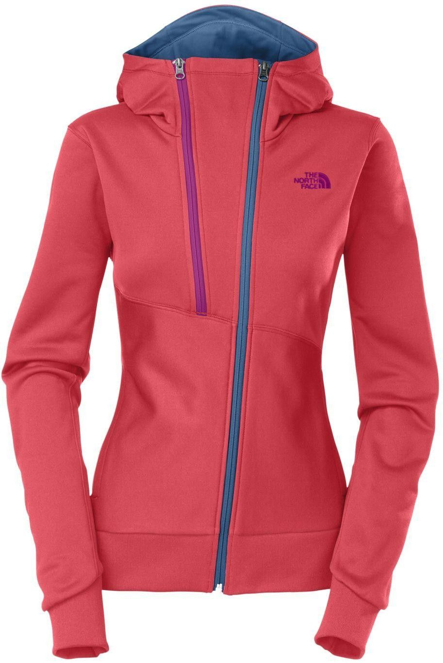 224635b45 The North Face Thatch Hoodie - Women's Snowcone Red // This cute and ...