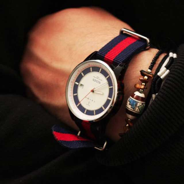 Hurricane Niben Watch by Triwa