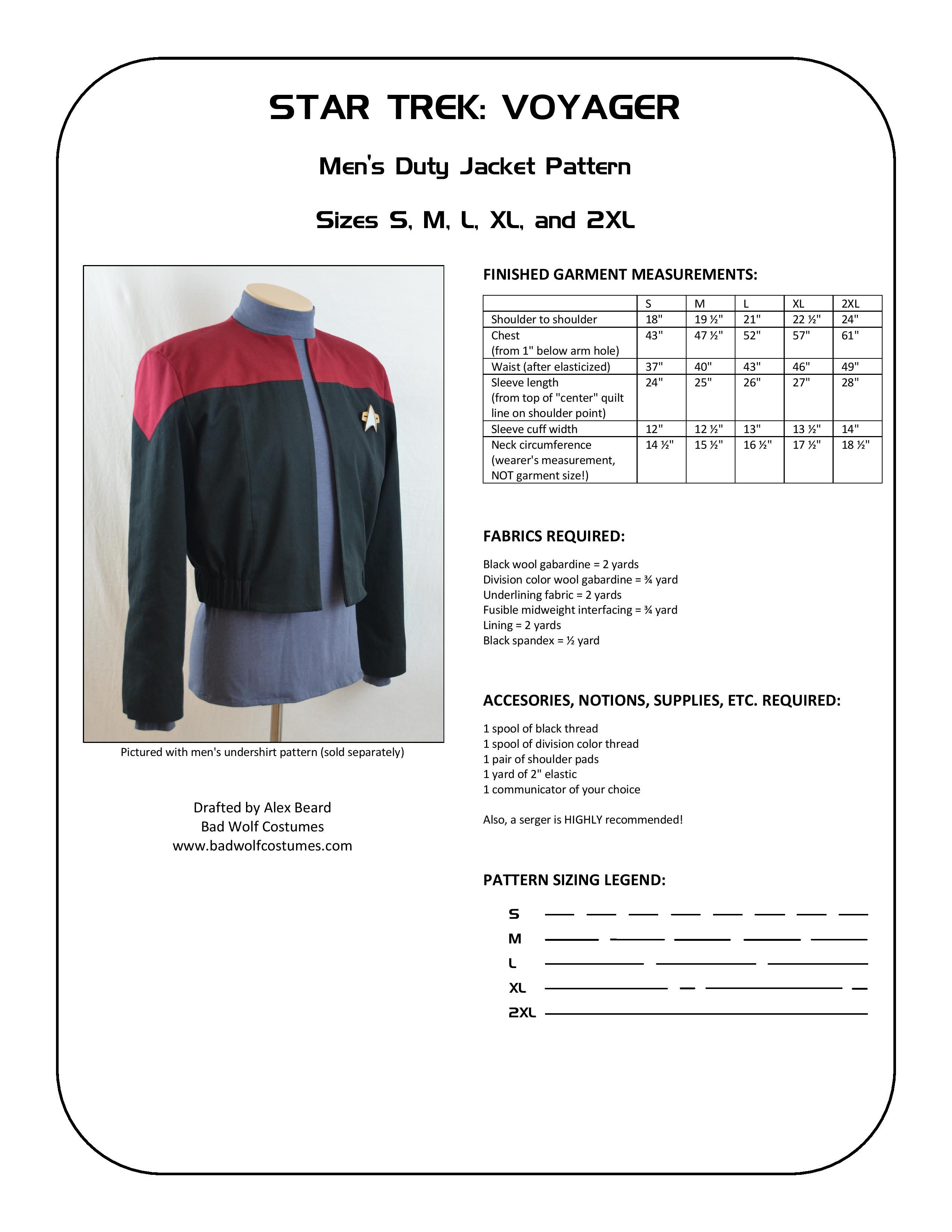 Lujo Los Patrones De Crochet De Star Trek Motivo - Ideas de Patrones ...