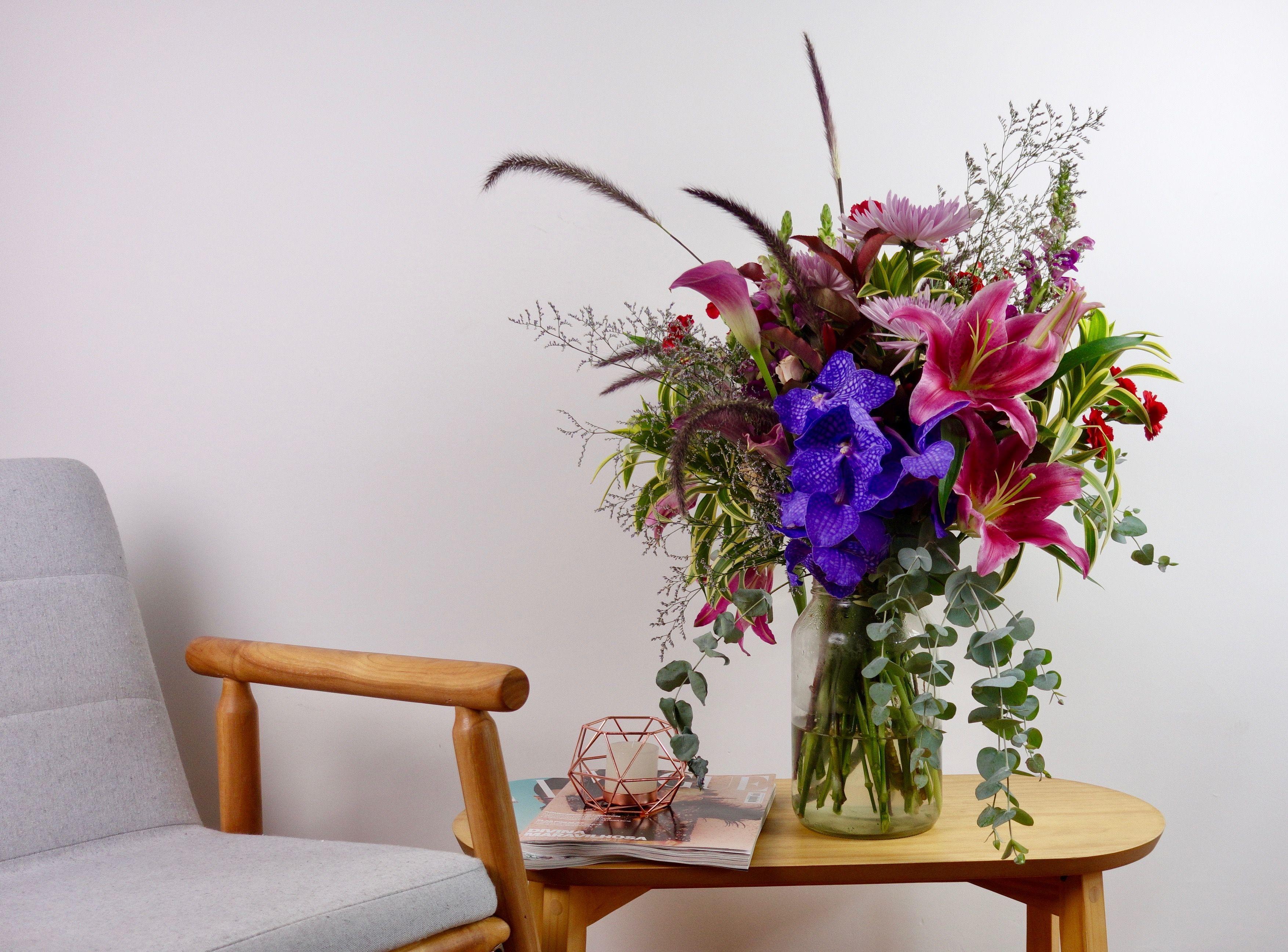 Curso Online De Arranjos Florais, Como Fazer Arranjos Florais, Como