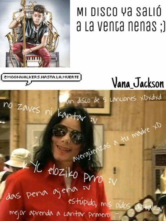El Humor De Una Moonwalker 2 2 Memes Michael Jackson Sonrisa Memes Michael Jackson Gracioso