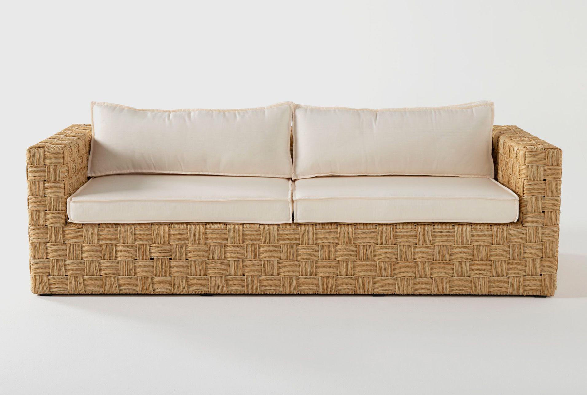 Mallorca 87 Outdoor Sofa Outdoor Sofa Outdoor Couch Beige Sofa
