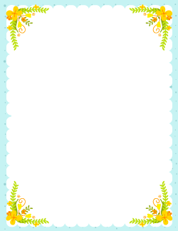 border stationery