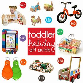 BlogsAndLala: Toddler Holiday Gift Guide