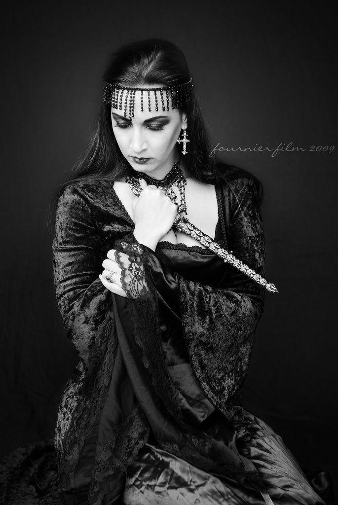 Goth Model Mayhem | Gothic Shoot-2009 Model-Sephirot MUA-Desiree Cooper Model Mayhem ...