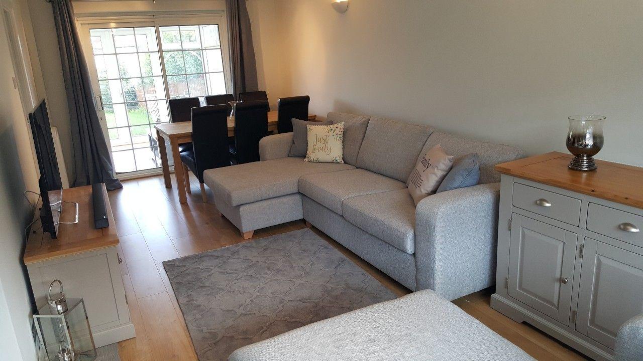 Grey Calm Living Room Dfs Lydia Oak Furniture Land St Ives Grey Day Valspar Oakfurniture Calm Living Room Furniture Oak Furniture