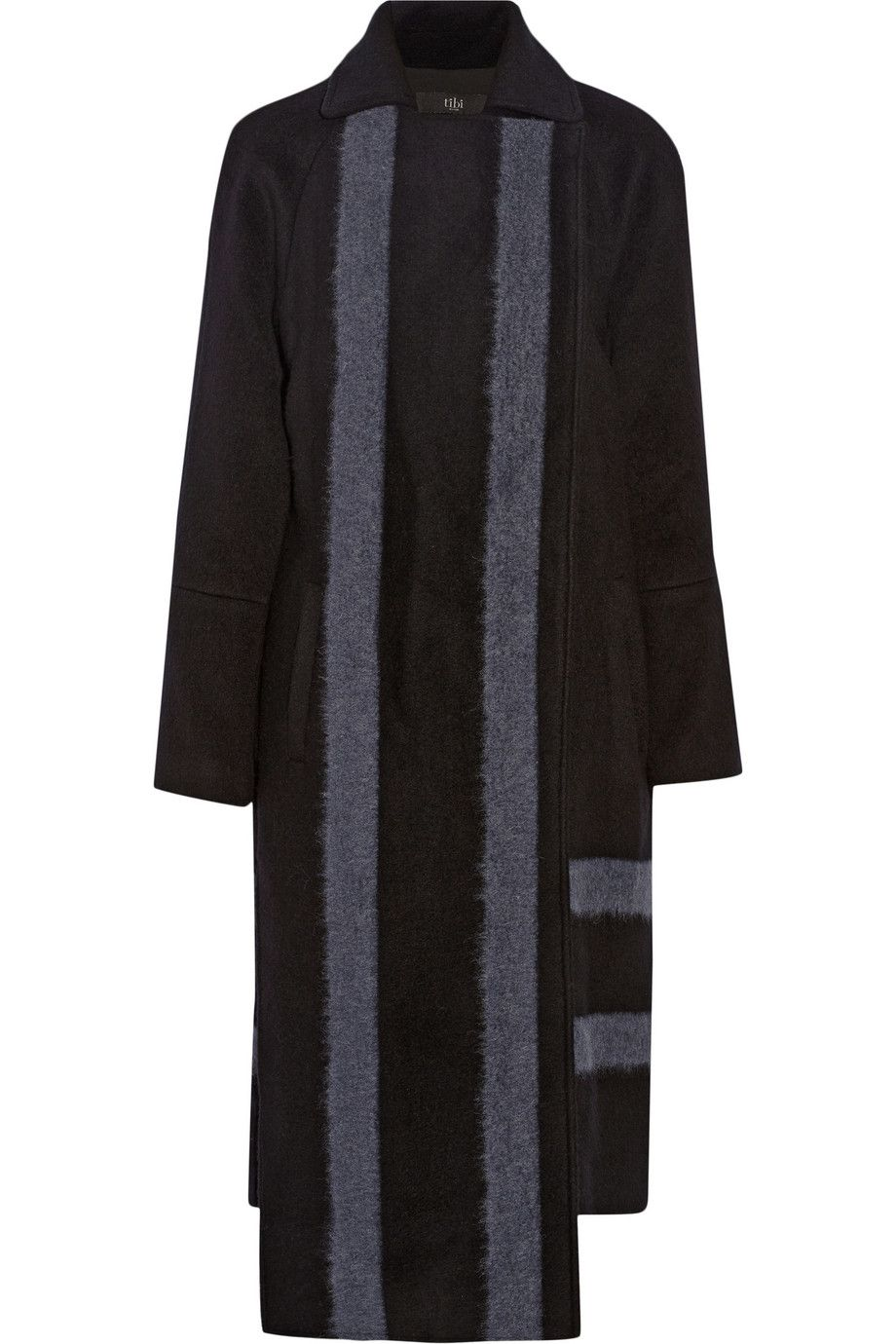 Shop on-sale Tibi Asymmetric wool-blend coat . Browse other ...