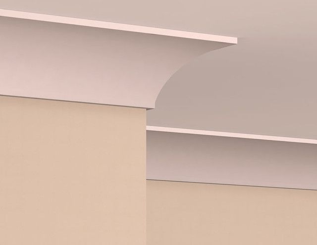 Cove moulding models doors and woodwork pinterest for Contemporary trim moulding