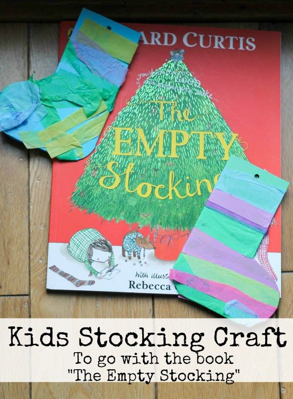Kids Crafts with Waterstones Christmas Books   BOOK ACTIVITIES for ...