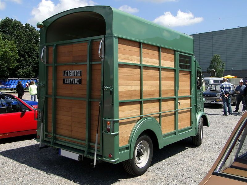 Citroen type h b taill re other interesting cars for Garage volvo aix en provence