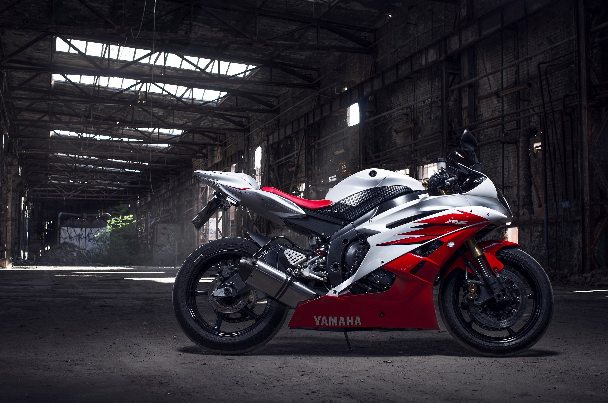 motorcycles desktop wallpapers yamaha yzf-r6 - 2015 | adorable