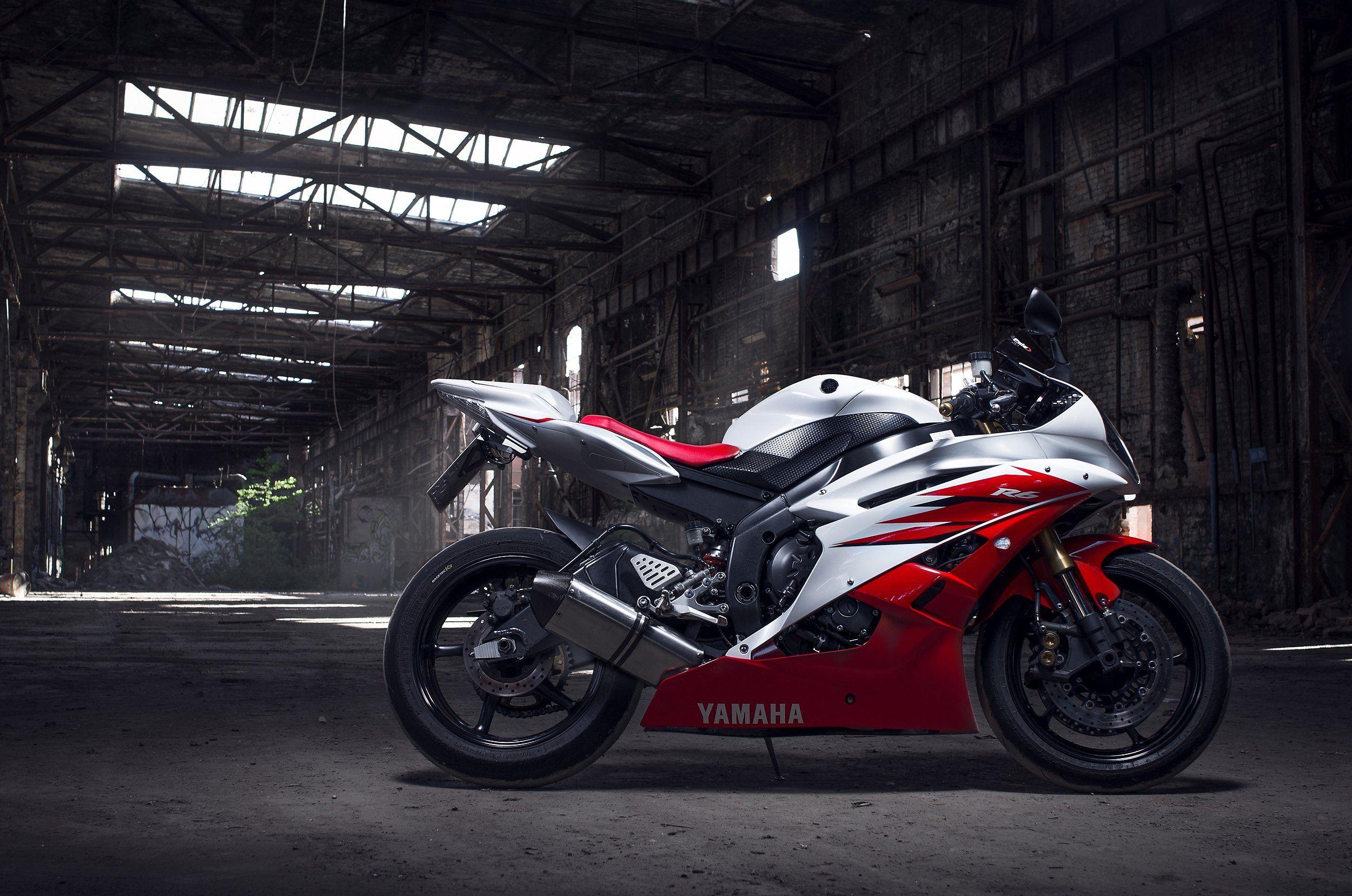 Motorcycles desktop wallpapers Yamaha YZFR6 2015 Adorable