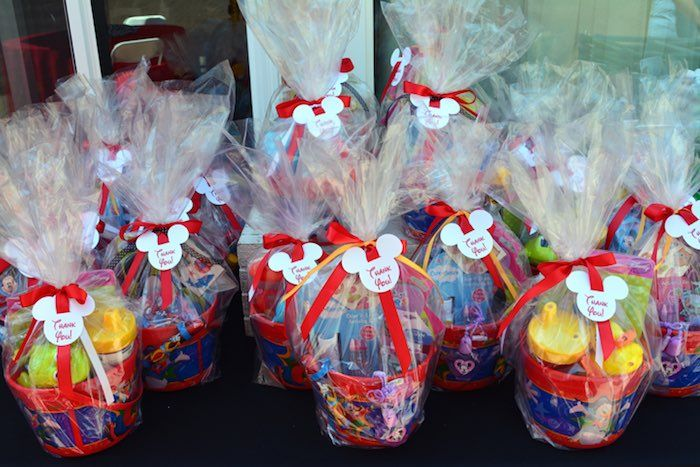 Mickey Mouse 1st Birthday Party Mickey Mouse Party Favors Mickey 1st Birthdays Mickey Mouse 1st Birthday