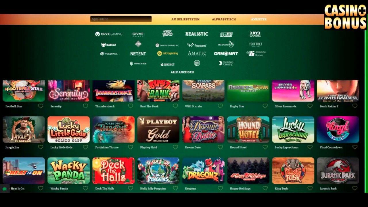 Bonus Online Casino Deutschland