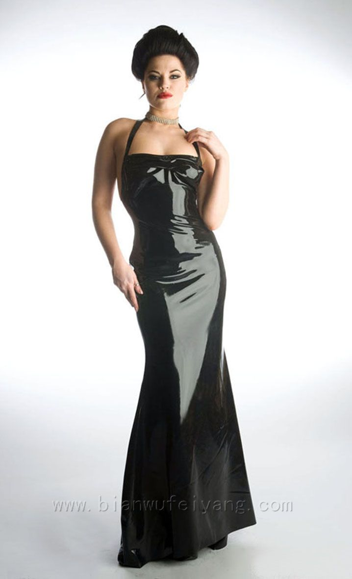 latex formal dress - Google Search | Second Floor - Ladies Fashion ...