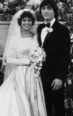 Happy Days Joanie and Chachi | .Iconic Wedding Dresses ...