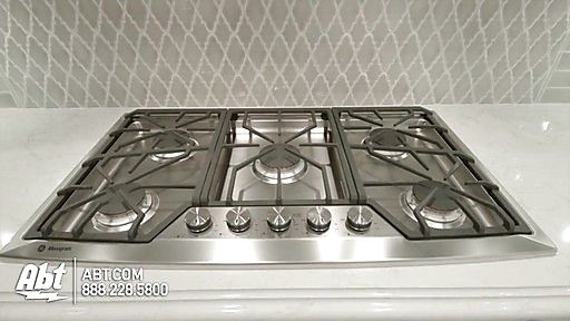 The Cooktop We Have Purchased Ge Monogram 36 Gas Cooktop Video