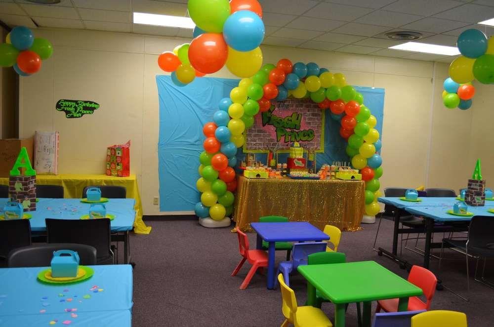 Simple Kindergarten Classroom Birthday Idea Play Doh Layer Cake
