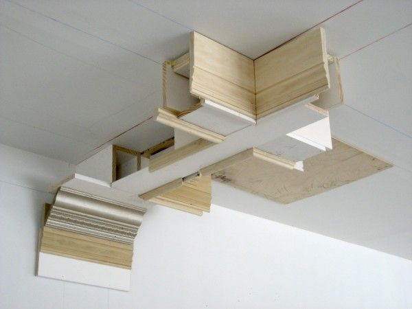 A Coffered Ceiling A Good Look At Why Contractors Charge What They