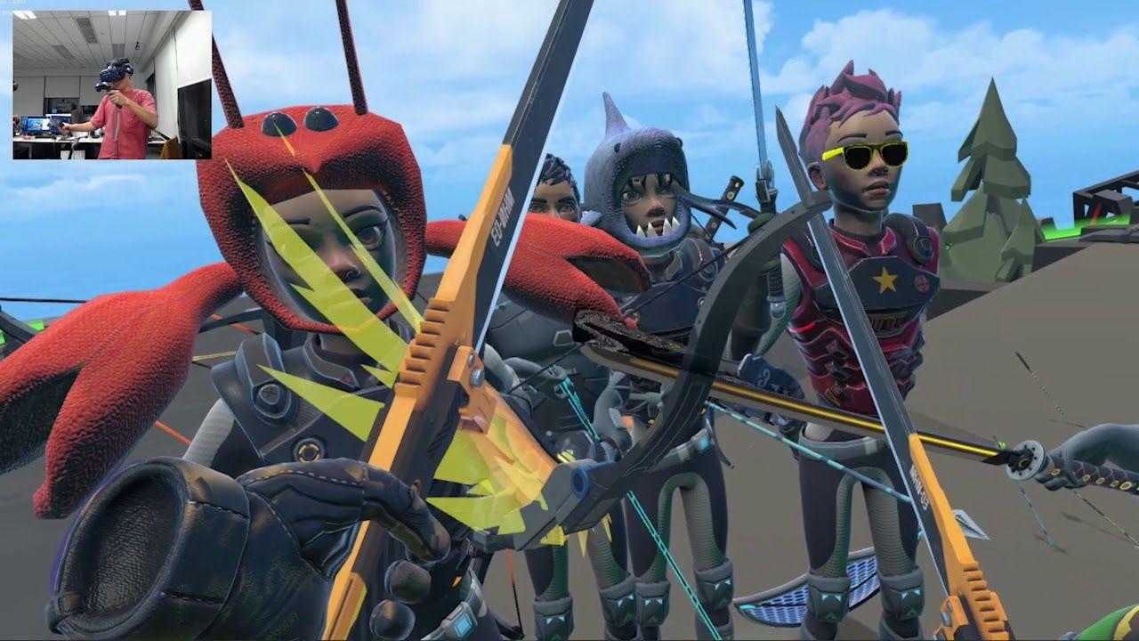 Archery flight with friends so mush fun! Image macro
