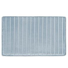 Image Of Microdry Ultimate Luxury Softlux Memory Foam Bath Mat