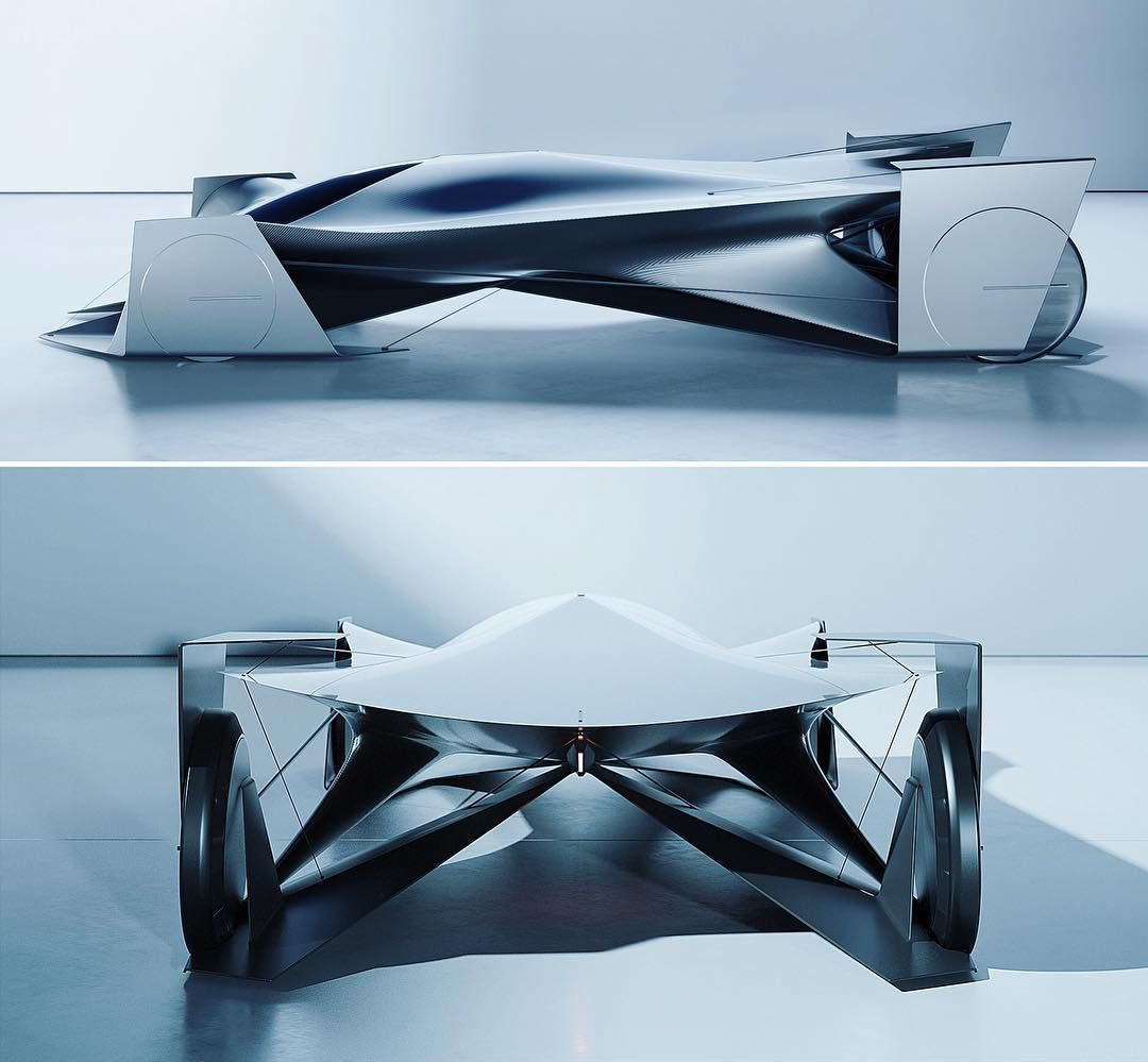 Hs Pforzheim 1st Term Ma Exterior Project In Collaboration With Hockenheimring The Vindil Race Car Concep Concept Car Design Car Design Concept Car Sketch