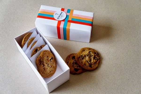 60 Creative Cookie Packaging Ideas For Your Inspiration ... #cookiepackaging
