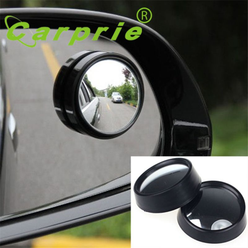 For Car 2 Pcs Round Stick On Convex Rearview Blind Spot Mirror Set New Kxl0606 Blind Spot Mirrors Mirror Set Car Blinds