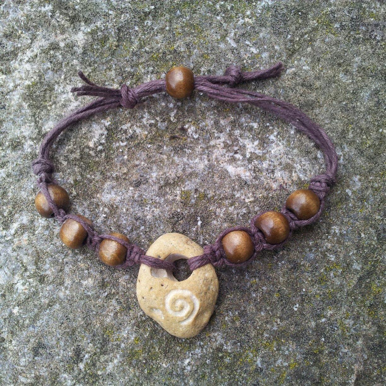 Pin On Magick Stuff The most common hag stone jewelry material is stone. pin on magick stuff