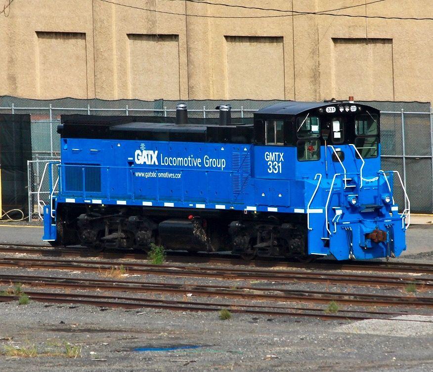 GATX Rail Group (GMTX), EMD MP15AC diesel