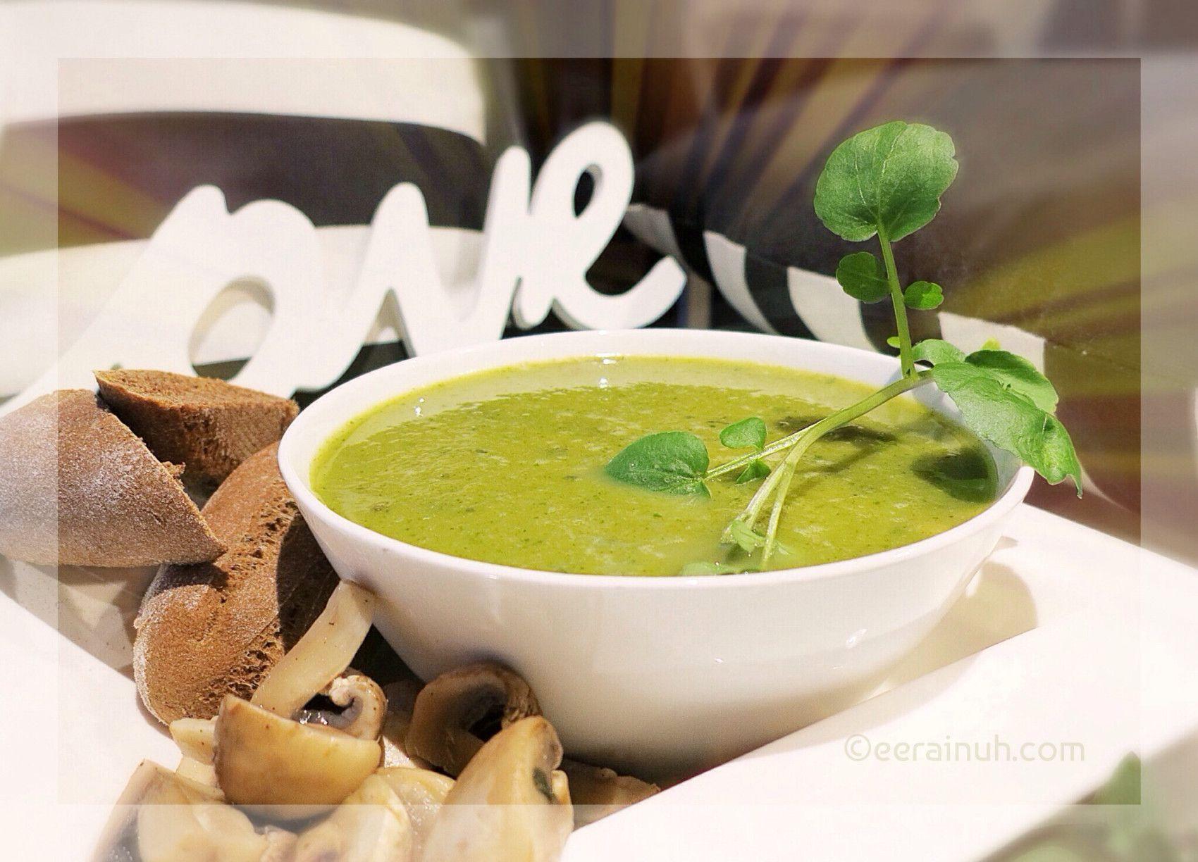 Watercress   VaVaVoom Vegan & Organic Recipes