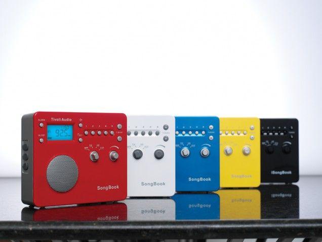stylish tech gadgets tivoli audio alarm clock radio u0026 speaker
