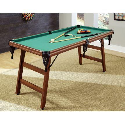 Home Styles Pool Table Mini Pool Table 6 Foot Pool Table Portable Pool Table