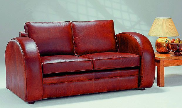 Gatsby Leather Sofa High Quality Hand Crafted Leather