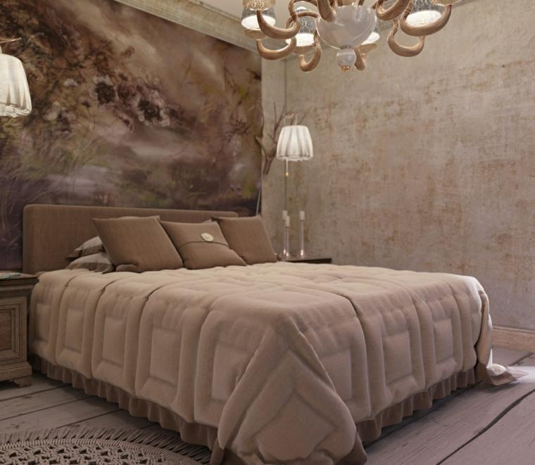 Details und mehr Möglichkeiten, um das moderne Schlafzimmer zu