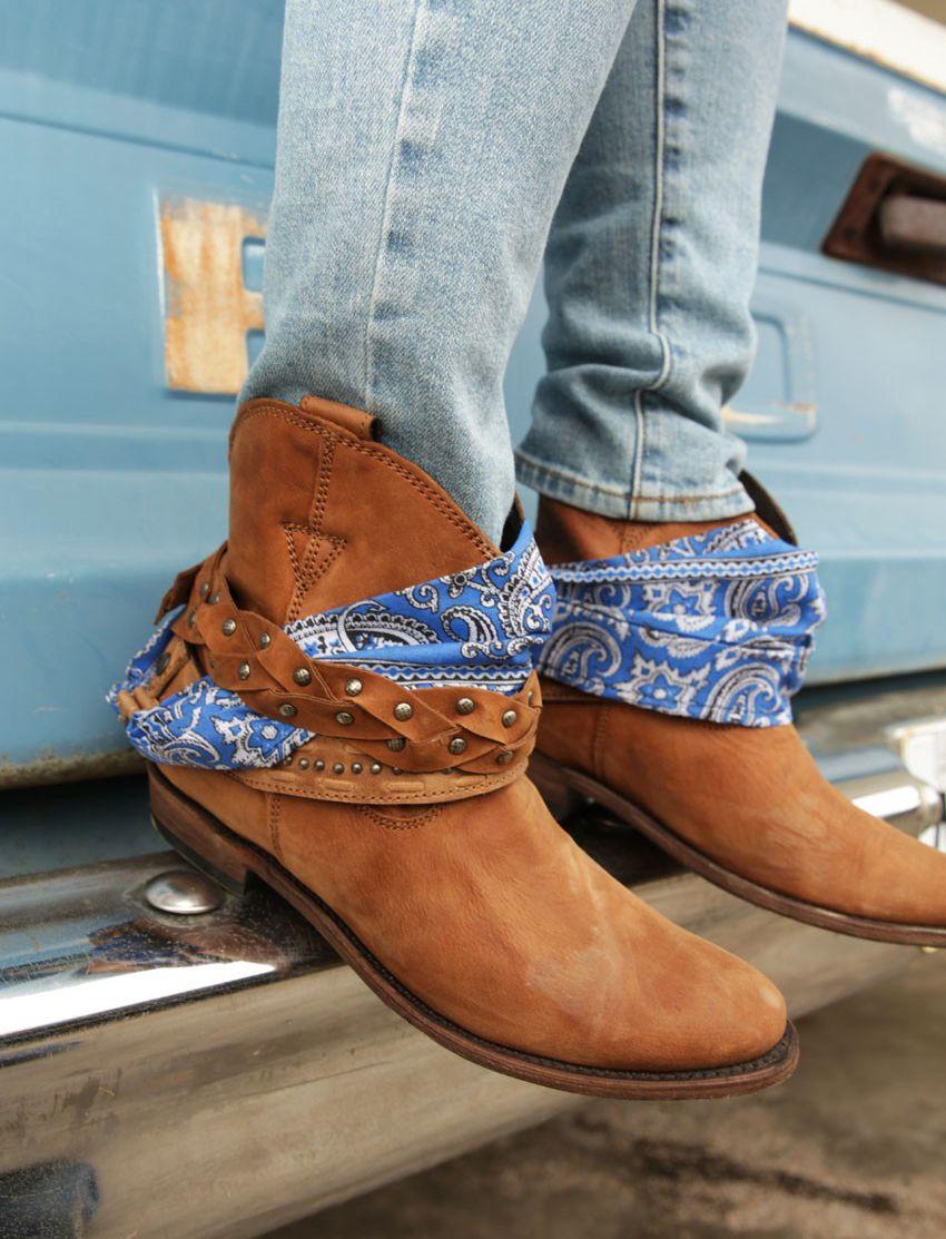 Botas Cowboy de Junk Gypsy