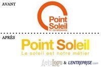 Point Soleil - Votre avis sur le nouveau logo