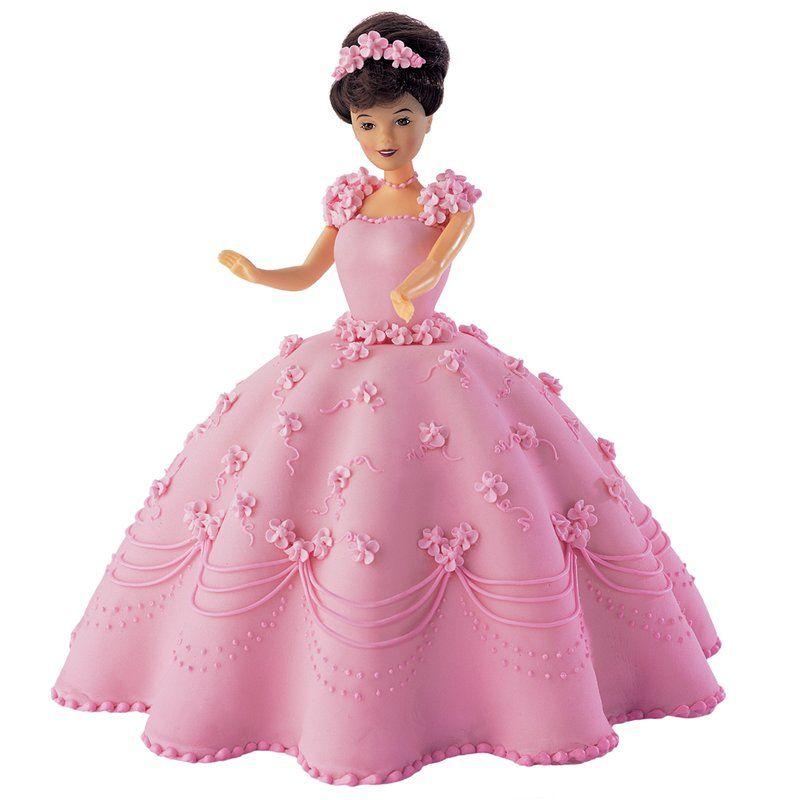 Classic doll wonder mold kit princess doll cake doll