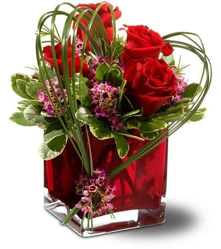 Facebook Happy Birthday Flowers