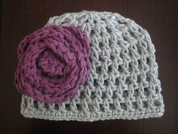 Free Crochet Hat Pattern | Baby hats, Free crochet and Crochet