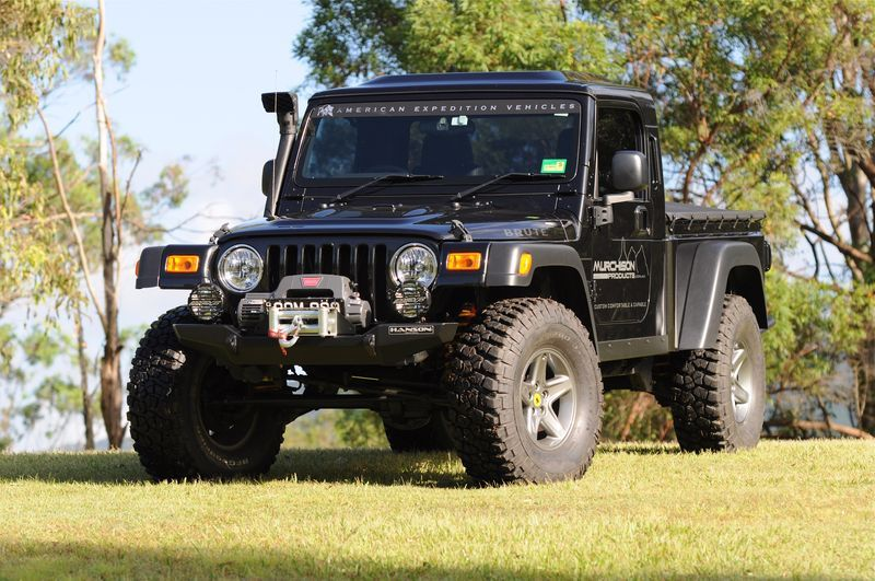 Aev Brute Conversion Murchison Products Aev Qld Jeep Brute Jeep Jeep Truck