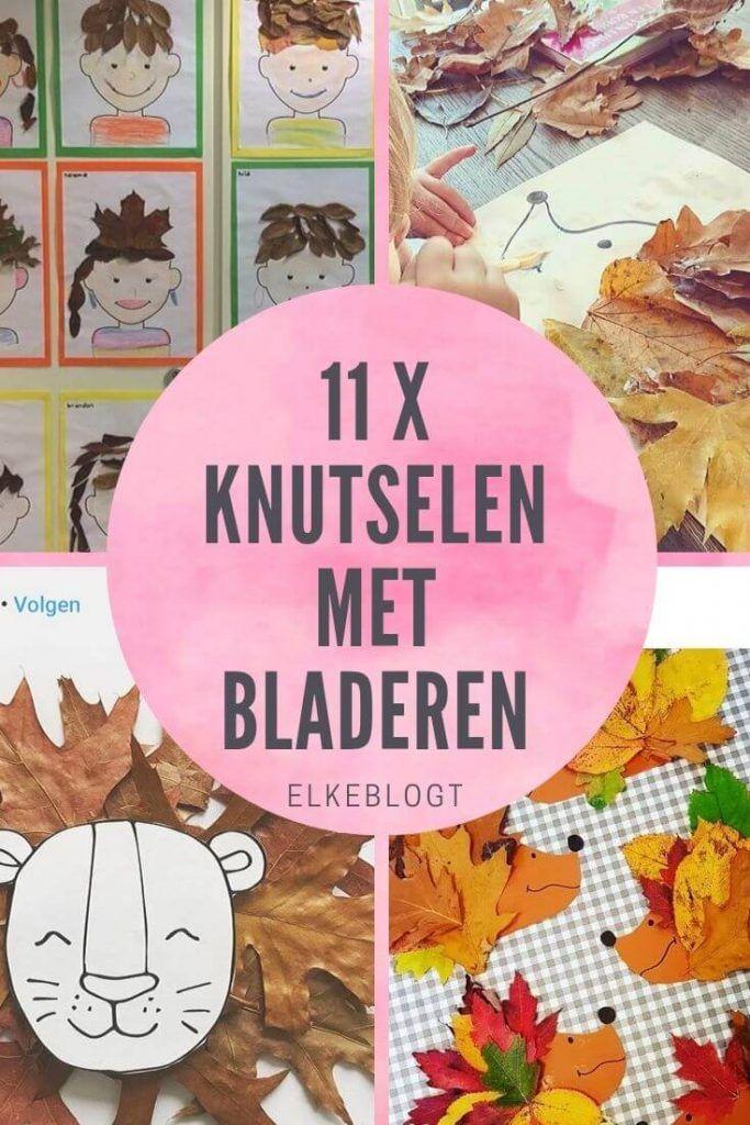 Quatang Gallery- Herfst Diy 11 X Knutselen Met Bladeren Elkeblogt Herfst Knutselen Herfst Knutselen Kinderen Knutselen Voor Kinderen