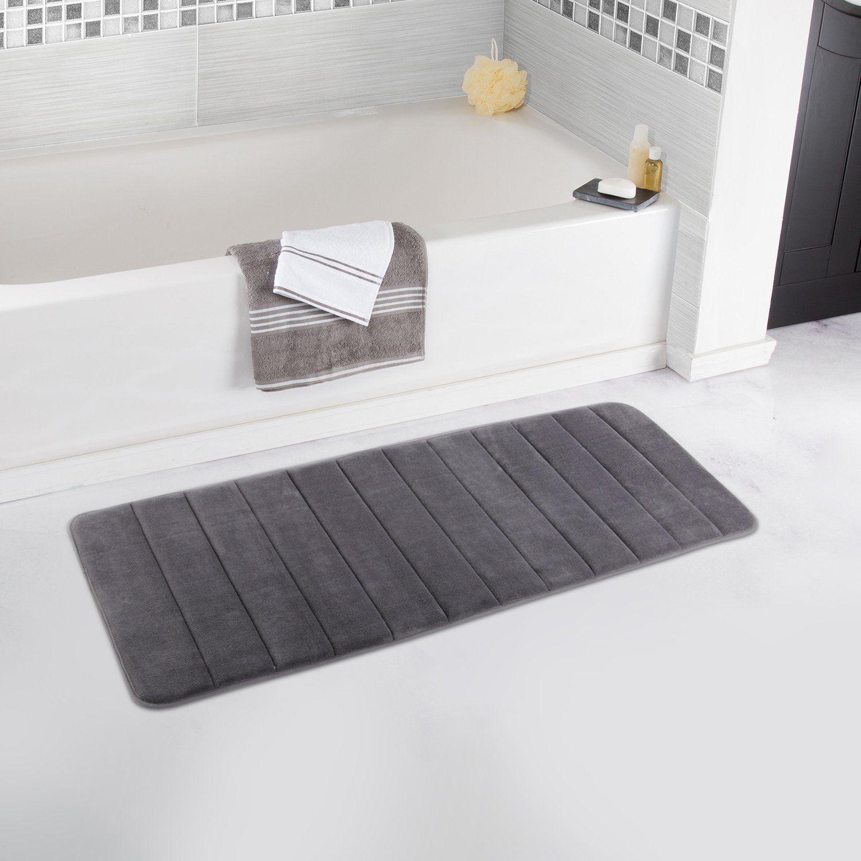Memory Foam Runner Kitchen Mat | Bath runner rugs, Rugs on ...