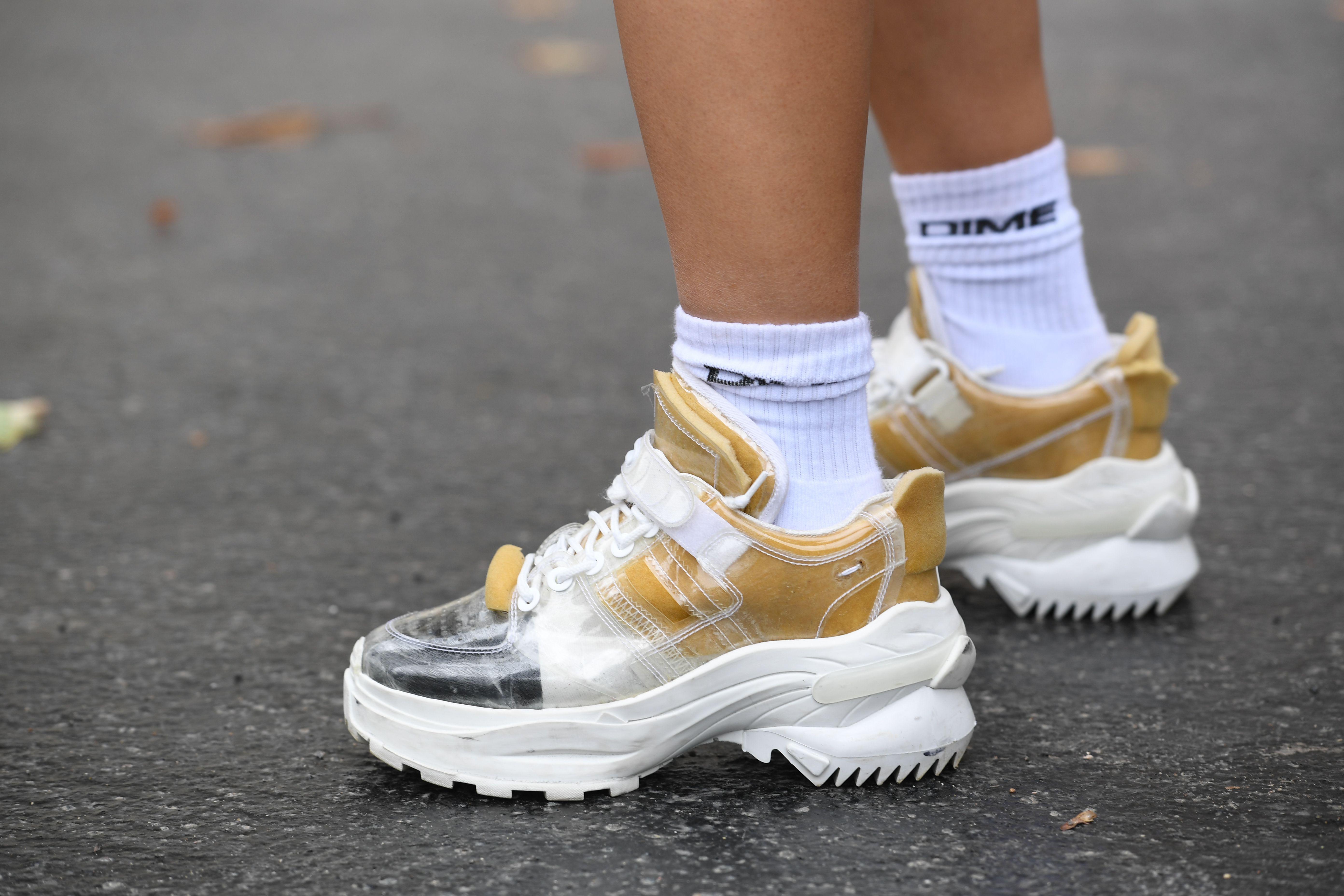 10+ Sneaker damen trend 2020 Trends